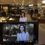RKB bei den TV Aufnahmen für ZDF zeit