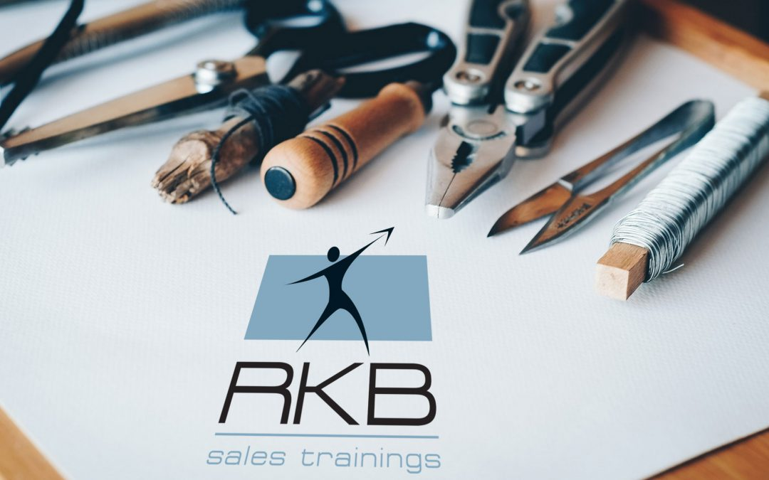 RKB sales trainings Umbau