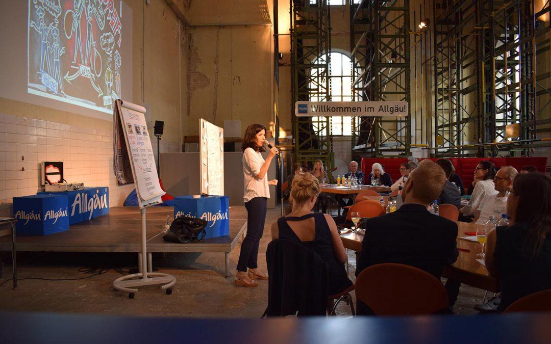 RKB Workshop Diebstahlprävention im Allgäu Digital Zentrum